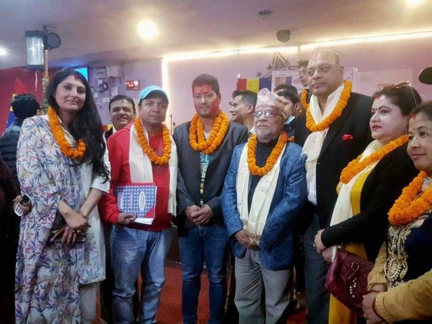 राप्रपा बागमती प्रदेश काठमाडौं (२ क ) मा बद्री कुमार श्रेष्ठ निर्वाचित