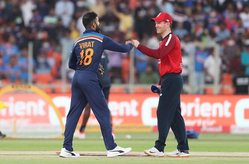 भारत र इंग्ल्यान्डबीचको एकदिवसीय क्रिकेट श्रृंखला आजदेखि