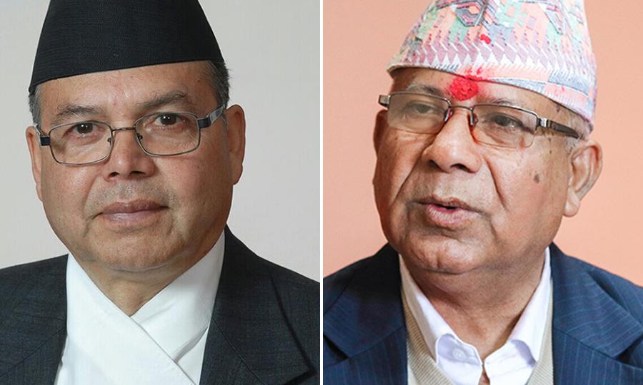 साँघुरिँदै विकल्प : खनाल-नेपाल समूहद्वारा सामुहिक राजीनामाको तयारी