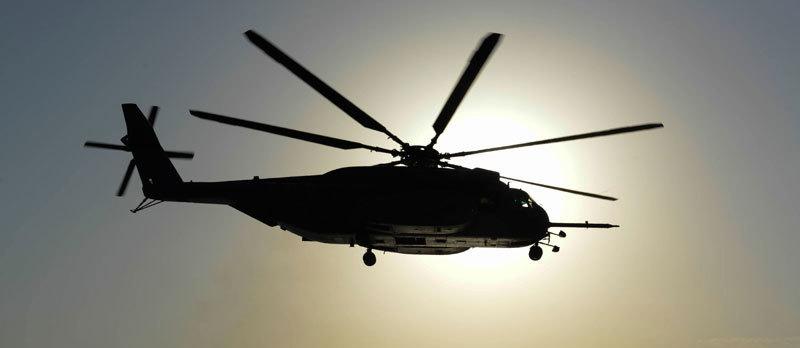 टर्कीमा सेनाको हेलिकोप्टर दुर्घटना हुँदा ११ जनाको मृत्यु, २ घाइते