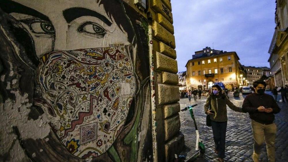 इटालीमा पुनः प्रतिबन्द लगाइने, सोमबारदेखि लकडाउन