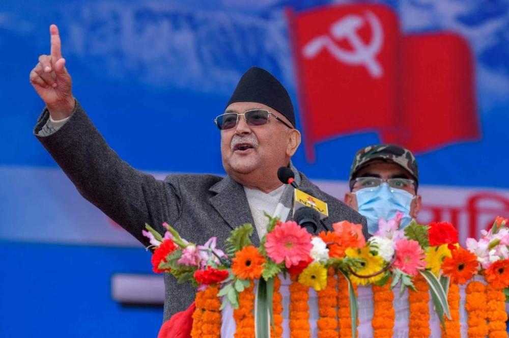 अब नेपालमा हिंसात्मक द्वन्द्व छैन : प्रधानमन्त्री ओली