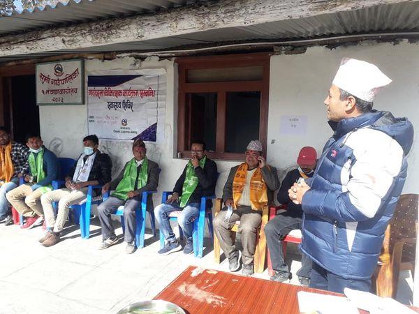 गाउँ घरमा चिकित्सक कार्यक्रम अन्तर्गत बझाङका दुर्गम गाउँमा स्वास्थ्य शिविर