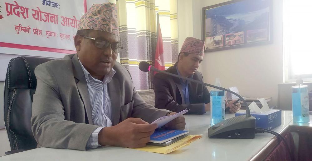 लुम्बिनी प्रदेशसभाको हिउँदे अधिवेशन चैत १८ गतेदेखि