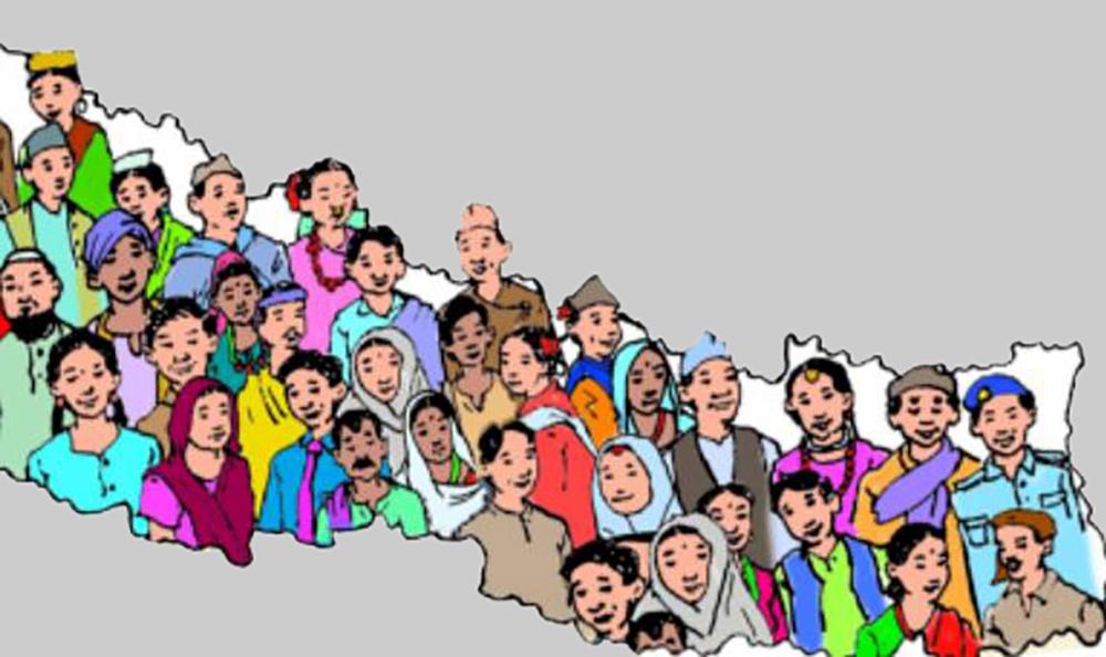 जनगणना २०७८ जेठ २५ देखि असाढ ८ सम्म हुने