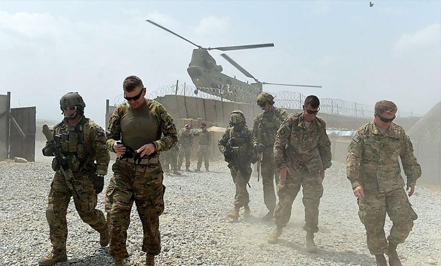 अफगानिस्तानबाट सैनिक फिर्ताको घोषणा गर्ने अमेरिकाको तयारी