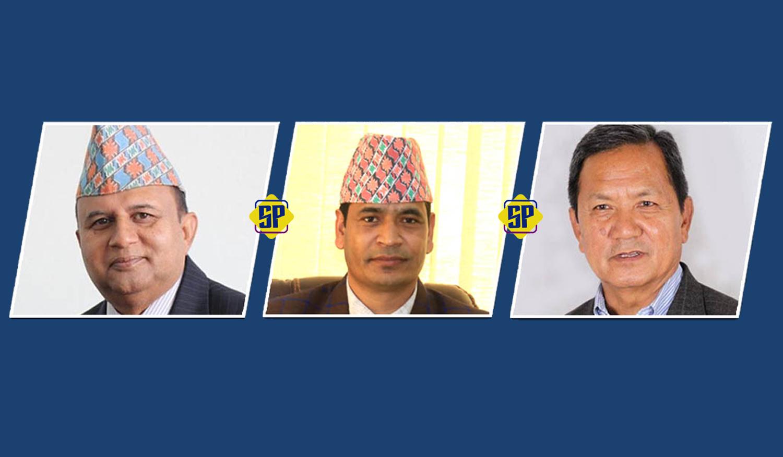गण्डकी, लुम्बिनी र कर्णाली प्रदेश सरकार संकटमा