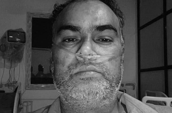 पत्रकार अधिकारीको कोरोना संक्रमणबाट मृत्यु