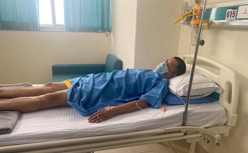 गण्डकीका 'बेपत्ता' सांसद अस्पतालमा