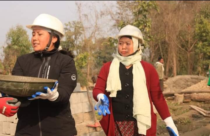 विकास निर्माणमा महिला बढी सक्रिय