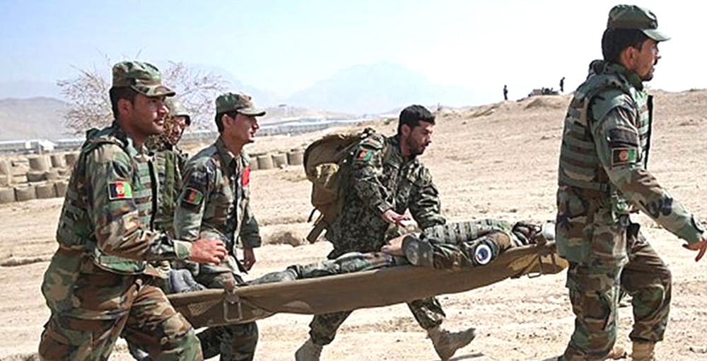 अफगानिस्तानमा २० तालिवान लडाकू र तीन सुरक्षाकर्मी मारिए