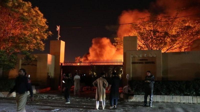 पाकिस्तानमा चिनियाँ राजदूतलाई लक्षित गरी विस्फोट, चार जनाको मृत्यु