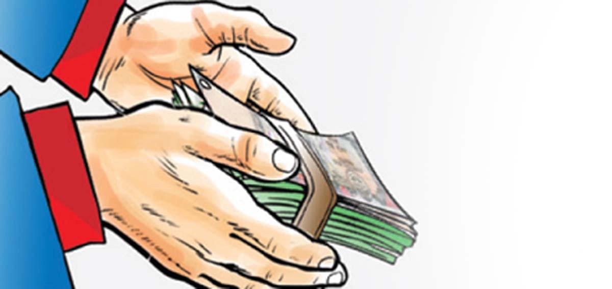 सामाजिक सुरक्षा भत्ताको ३९ लाख रकम चोरी