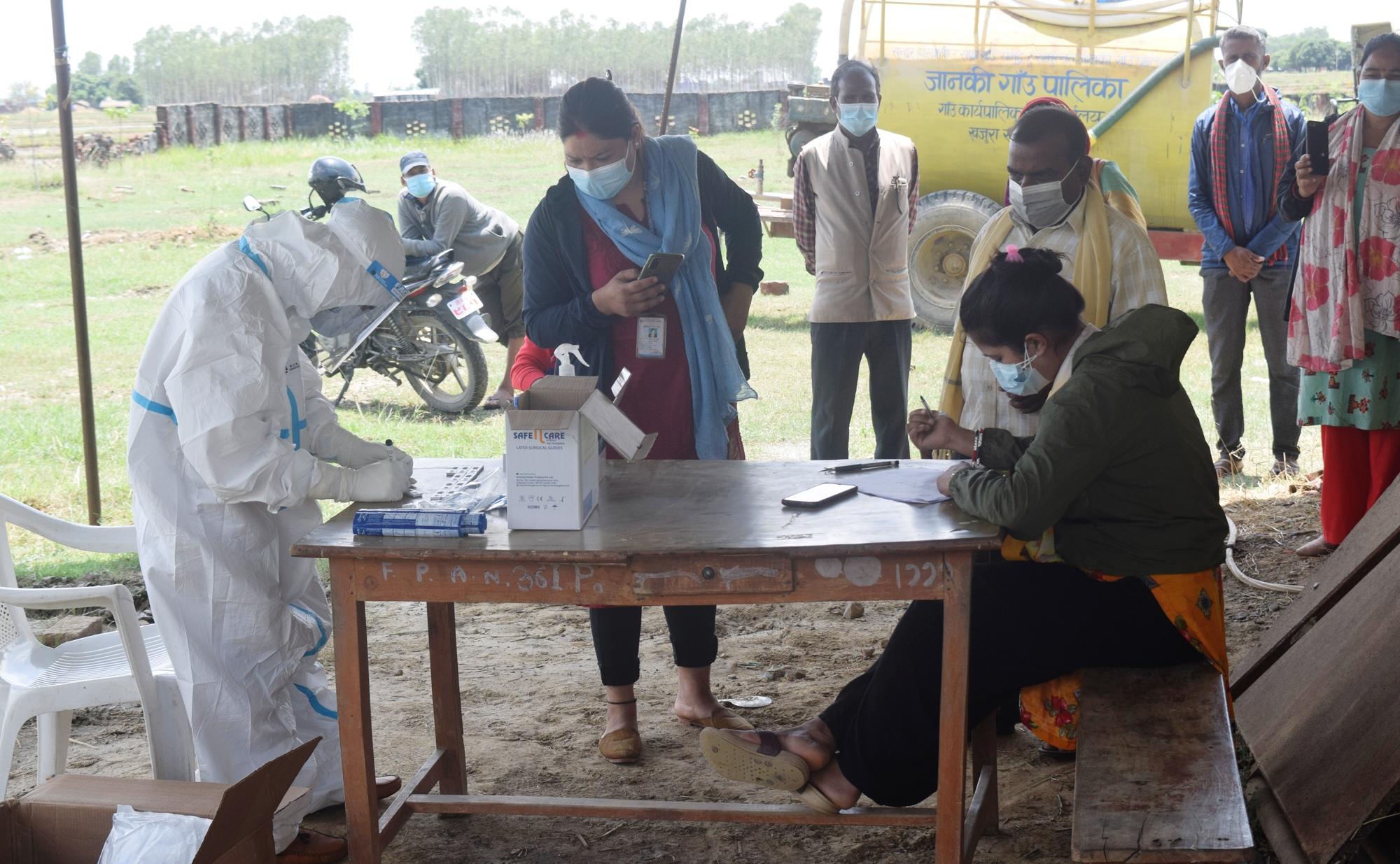 भेरी अस्पतालमा पीसीआर परीक्षण क्षमता दोब्बर, संक्रमित निको हुने दर बढ्यो