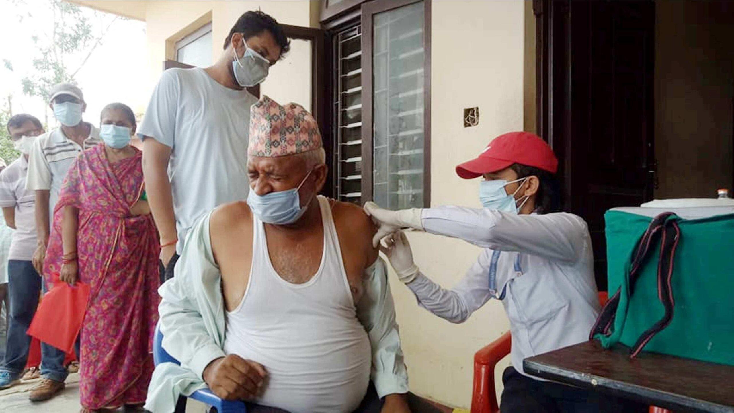 लुम्बिनीका साढे दुई लाख नागरिक कोभिशिल्डको दोस्रो डोजबाट बञ्चित