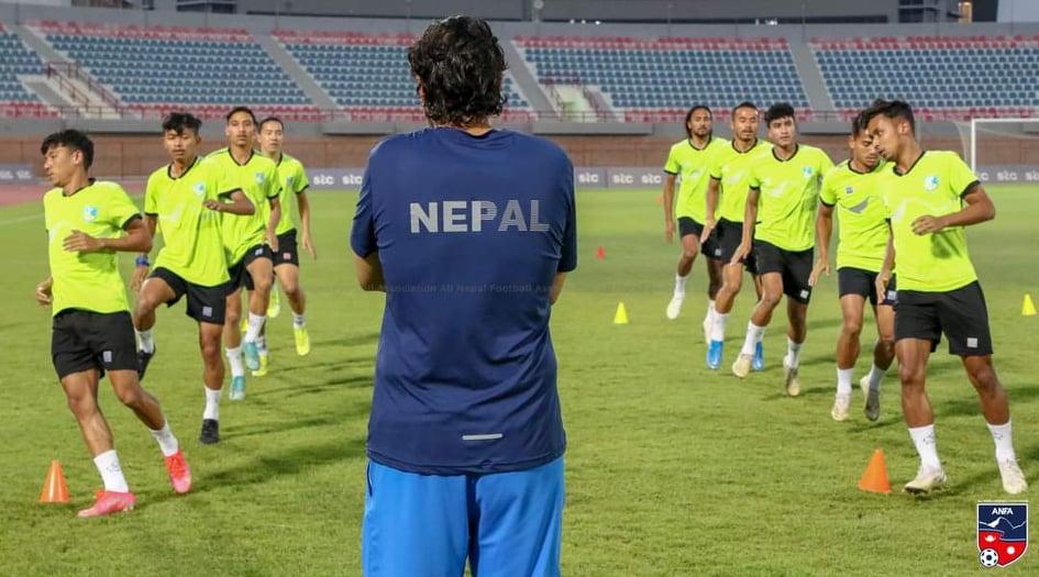 नेपाल र जोर्डनबीचको खेल आज हुने
