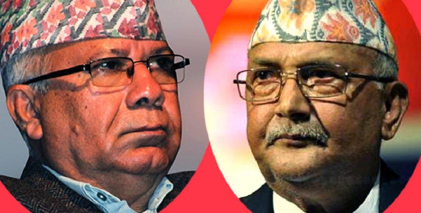 ओली–नेपाल रणनीति 'पर्ख र हेर'