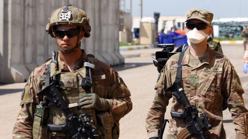 इराकबाट अमेरिकी  सेना फिर्ता हुने