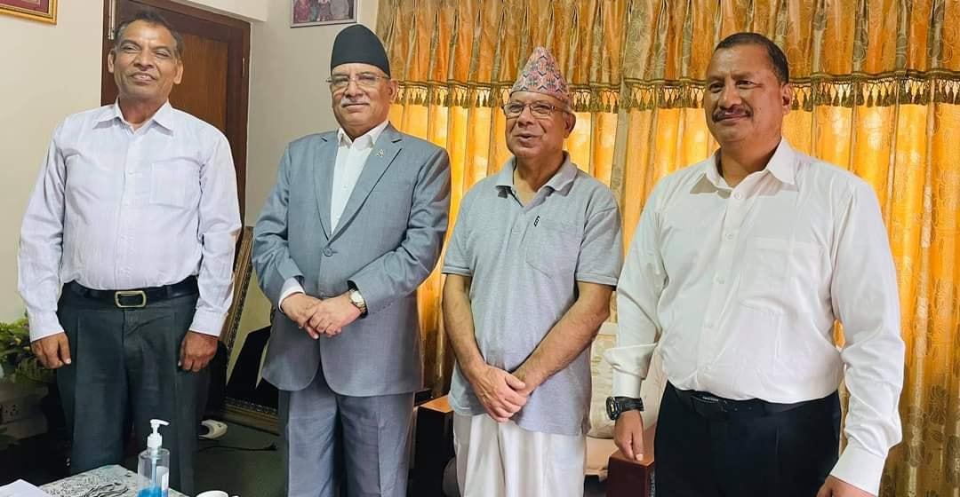 देउवा सरकार टिकाउन नेपाल निर्णायक, 'अब विप्लवसहित वाम एकता मोर्चा'