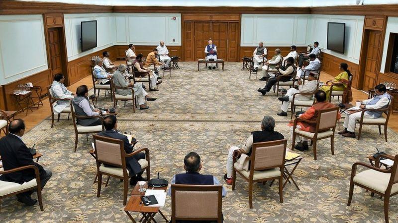 नरेन्द्र मोदीको नयाँ मन्त्रिमण्डल : कसले के जिम्मेवारी पाए ? (सूचीसहित)