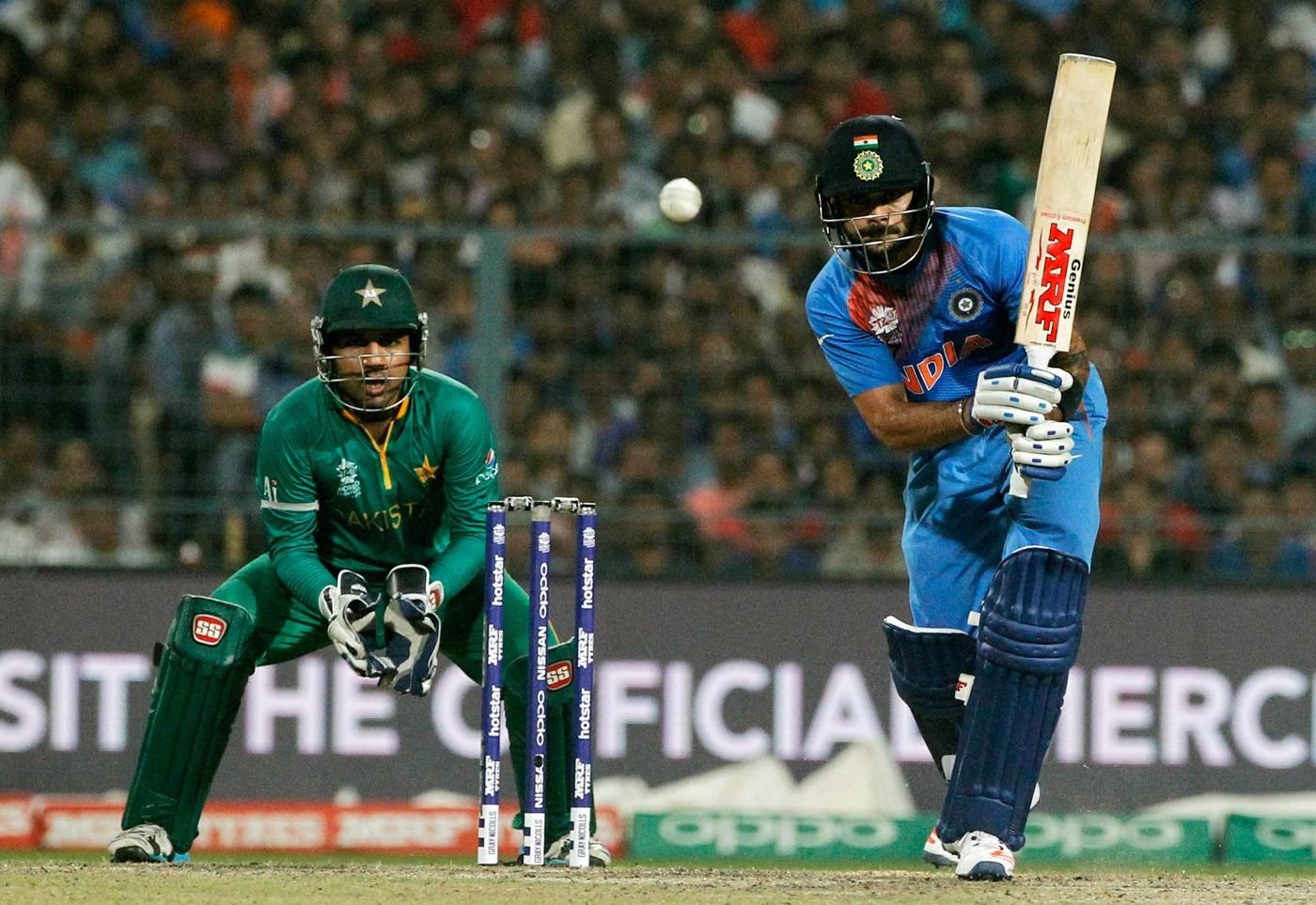 टी-२० विश्वकप क्रिकेट : भारत र पाकिस्तान एउटै समूहमा