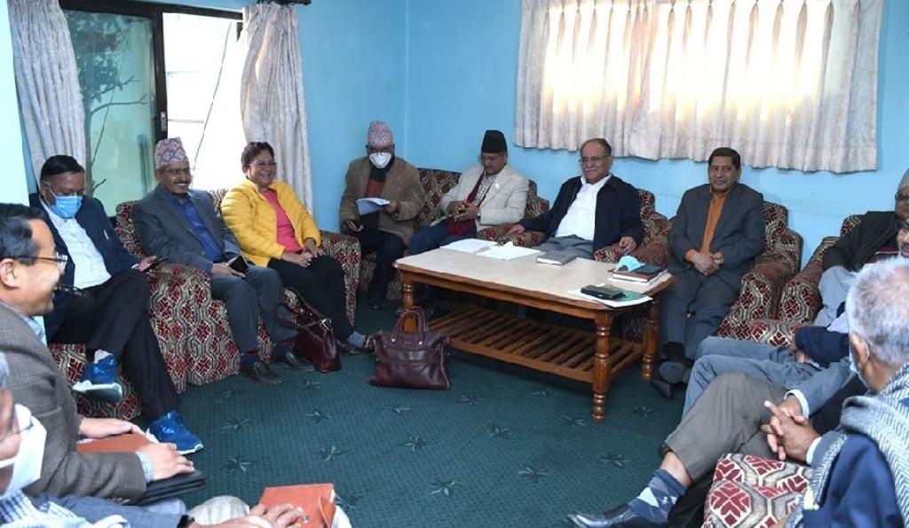 माओवादी केन्द्रको स्थायी कमिटी बैठक आज बस्दै