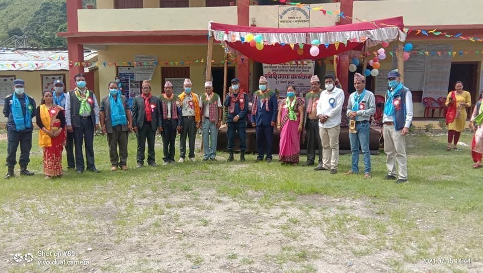 बझाङको चक्रेश्वर माध्यामिक विद्यालय तिन तारे नमुना विद्यालय घोषणा