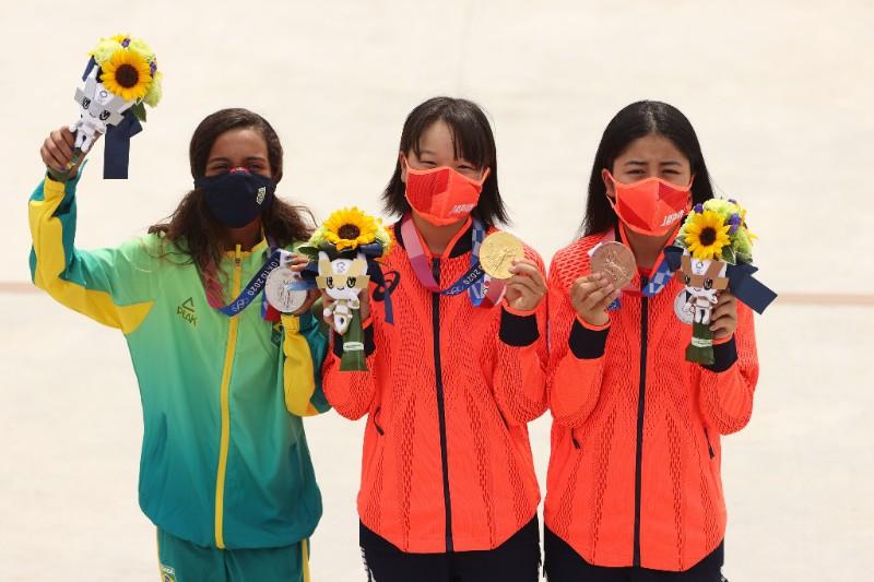 टोकियो ओलम्पिक : ८ स्वर्णसहित जापान शीर्ष स्थानमा, चीन तेस्रोमा झर्याे