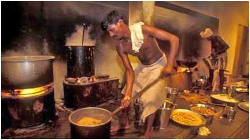 पुरुषले मात्रै खाना पकाउने गाउँ