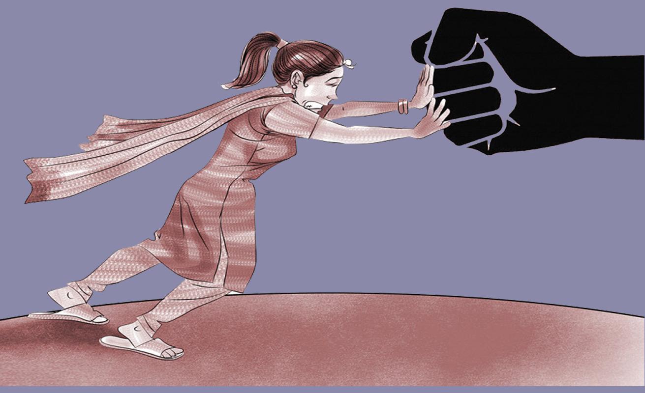 'एक घण्टासम्म प्रतिकार गरेपछि बलात्कृत हुनबाट जोगिए'
