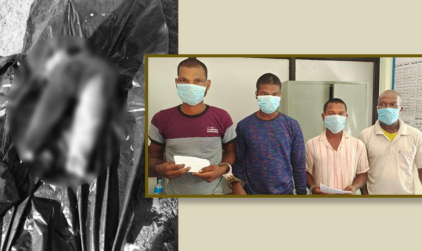 शरीर टुक्राटुक्रा पारेर आफन्तबाटै महिलाको हत्या