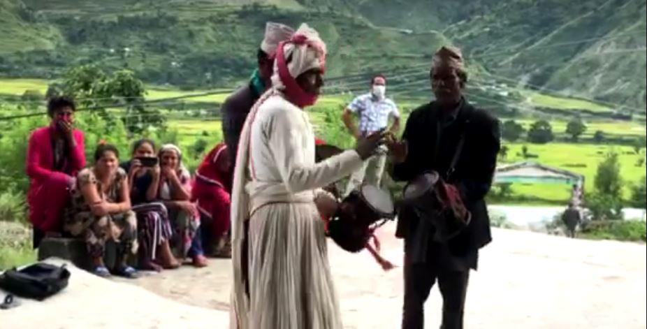 बझाङ्गी भाषाको पहिलो लघु चलचित्रको छायाङ्कन शुरु