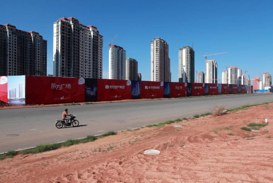 चीनमा ६ करोडभन्दा धेरै घर खाली !