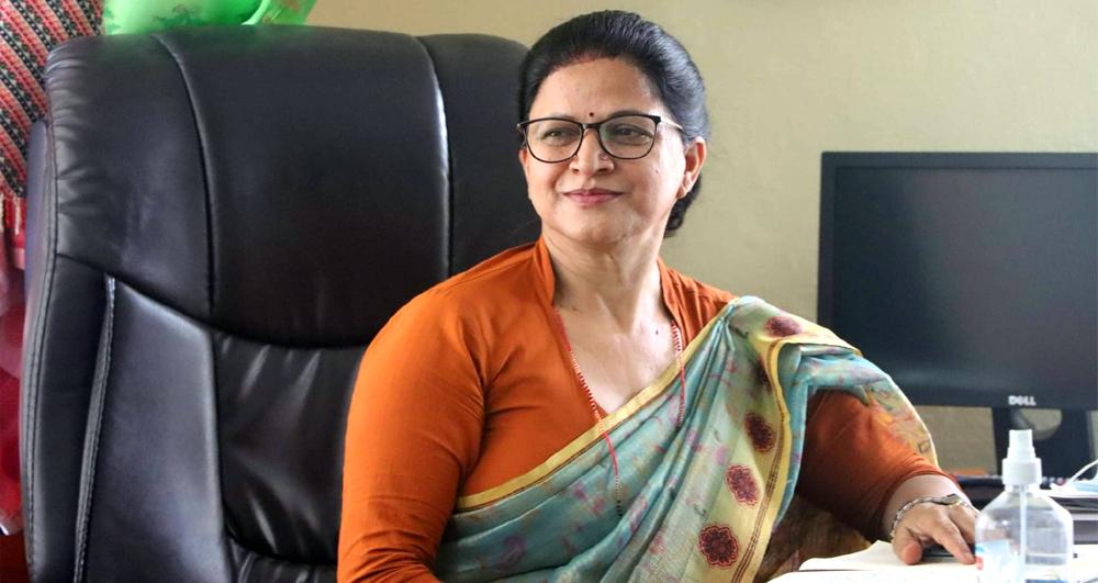 सुदूरपश्चिमकी कानुनमन्त्री भन्छिन्, 'कलिलो उमेरमै भारत जानुपर्ने बाध्यता हट्छ'