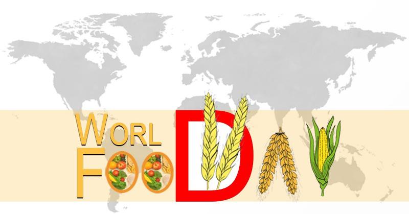 आज विश्व खाद्य दिवस : 'स्वस्थ भविष्यको लागि सुरक्षित खाना'