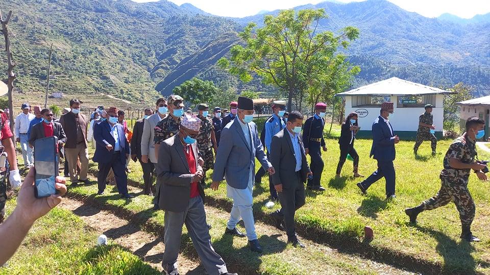 प्रधानमन्त्रीले आज कैलाली र बर्दियाका प्रभावित क्षेत्रको निरीक्षण गर्ने